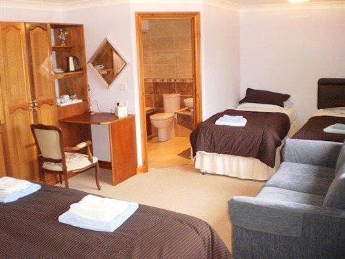Alltyfyrddin Farm Guest House Madam Bevan Room