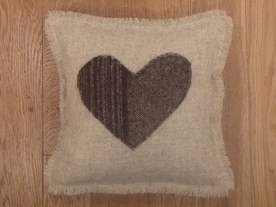 Merlin's Hill Wool Collection cushion